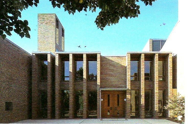 Louis Kahn First Unitarian Church