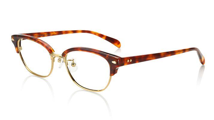 【JINS CLASSIC -Acetate&Metal-】アセテート&メタル LCF-15A-297 85 商品詳細 | JINS - 眼鏡(メガネ・めがね)