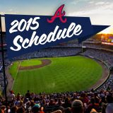 Turner field for a Braves game Mon-$8 Tues- $12