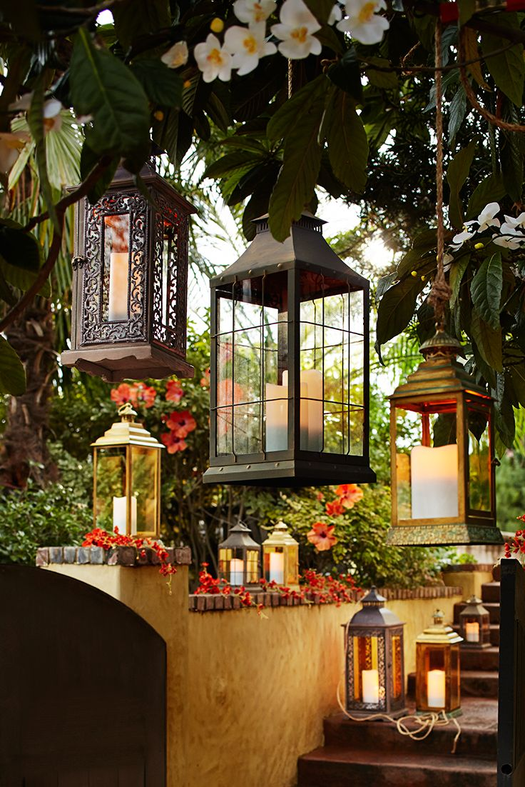 Marvelous Best 25+ Patio Lanterns Ideas On Pinterest | Terraces, Roof Terraces And  Hanging Lanterns