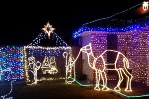 Where to find the best Christmas Lights in Brisbane 2013 - Brisbane Kids