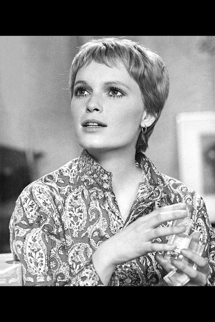 Mia Farrow Наташа Башкова Pinterest Mia Farrow Boy