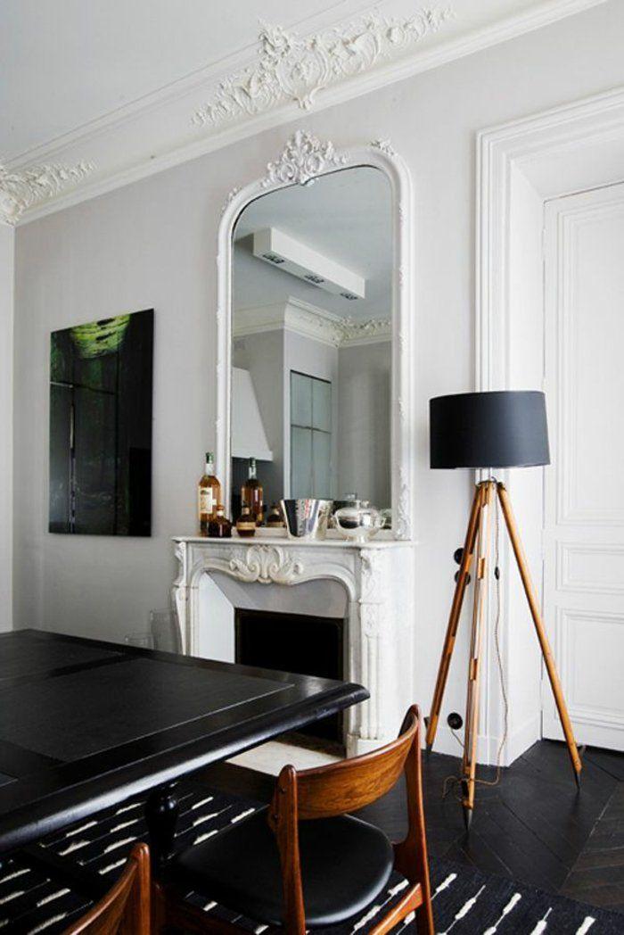 1000 id es sur le th me moulure plafond sur pinterest moulures plafonds et caisson. Black Bedroom Furniture Sets. Home Design Ideas
