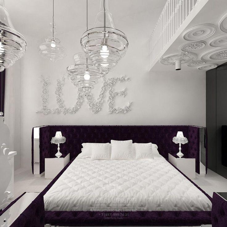 Кровать в дизайне интерьера детской комнаты