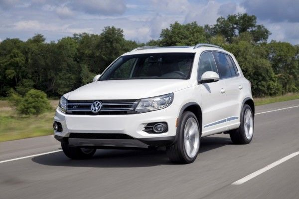 2014 Volkswagen Tiguan 4 Door 600x399 2014 Volkswagen Tiguan Full Review With Images