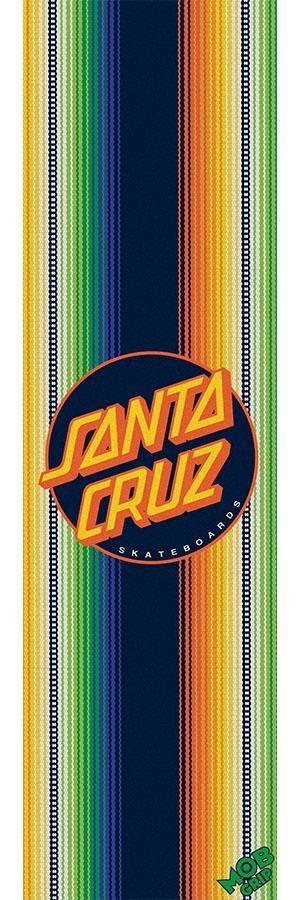 "Mob Santa Cruz Jorongo Dot 9"" x 33"" Skateboard Grip Tape"