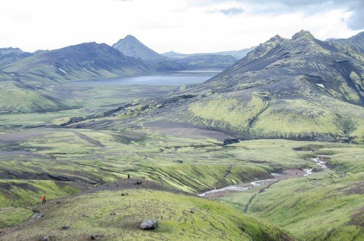 Spedizione nel Laugavegur - Passi nel Silenzio (Islanda 2014)