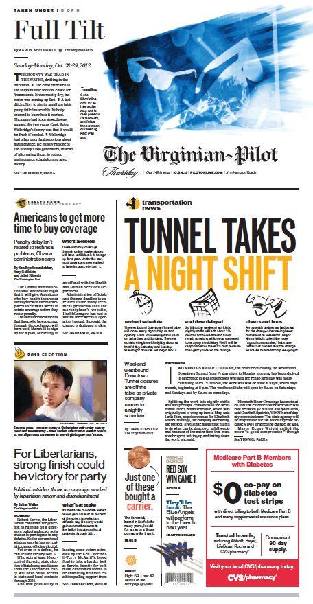 Best Newspaper Design Images On   Layout Design Page