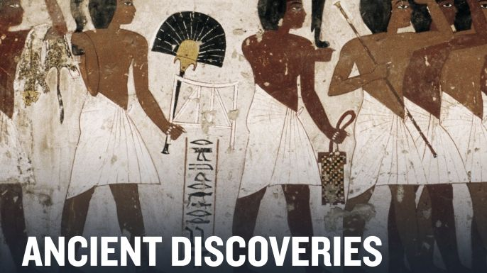 HISTORY Vault: Ancient Discoveries - History in the Headlines