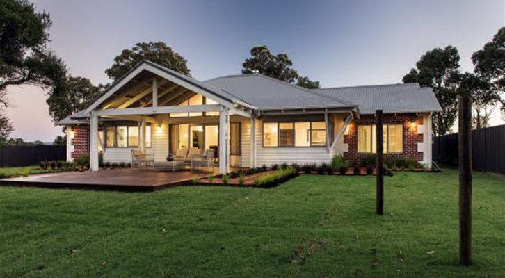The Karri Creek Traditional - Views Range - Rural Building Company
