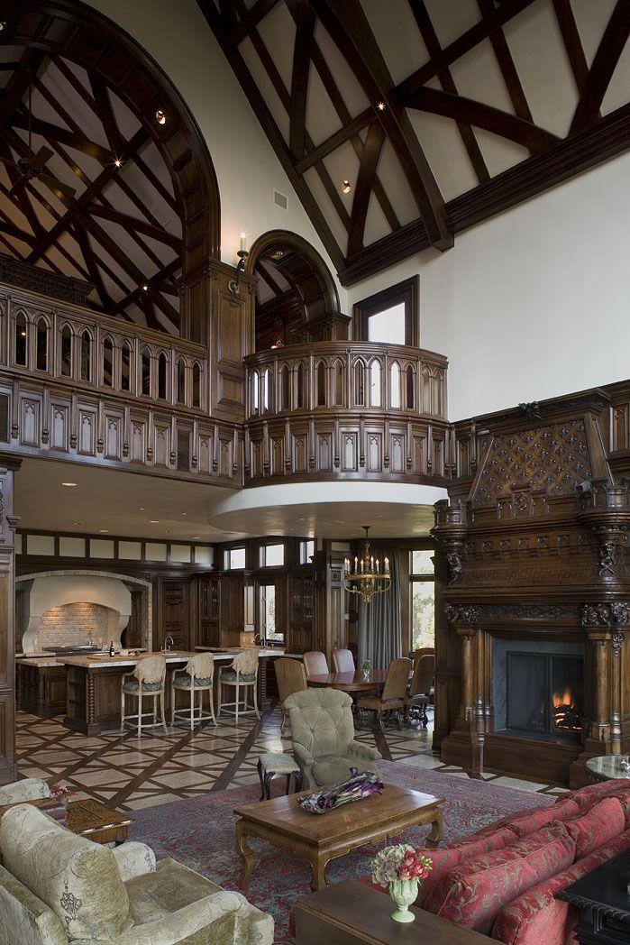 traditional family room by Cravotta Studios -Interior Design