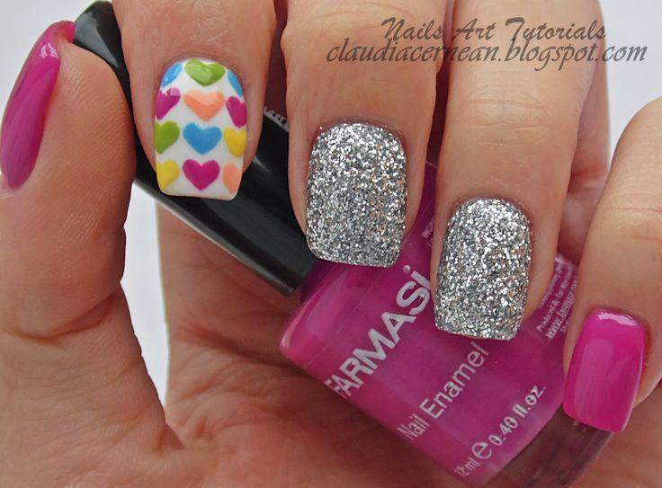 Claudia C. - valentine #nail #nails #nailart