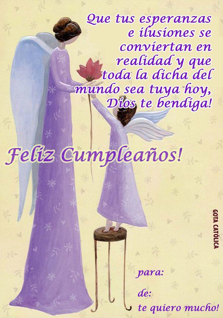 Feliz Cumpleaños!