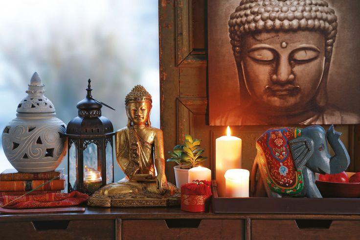 Integra velas y madera a tus espacios al momento de crear ambientes #Thai.   #Thai #Tailandia #Home #Deco #Easy  #easytienda #tiendaeasy
