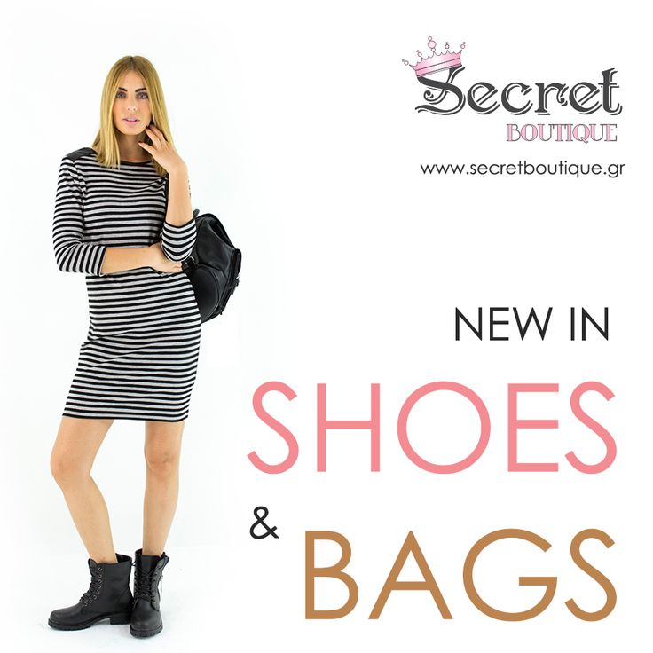 New in at www.secretboutique.gr !