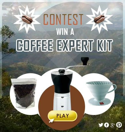 Take part in the Kawateachoc's contest and win a coffee expert kit! {URL}