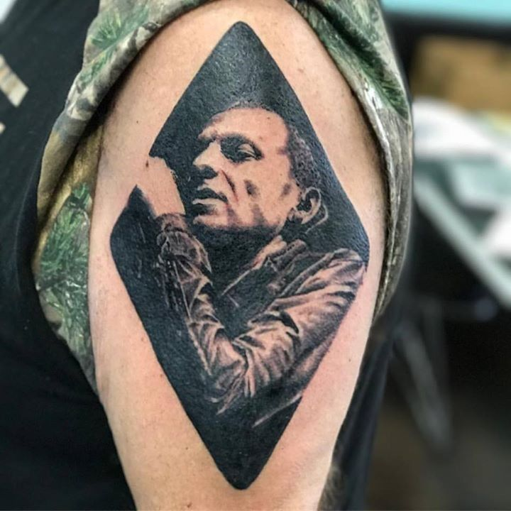 Portrait Tattoo By Johnny From Lotus Tattoo Studio 20170812 Portrait Tattoo Studio Portrait Tattoo