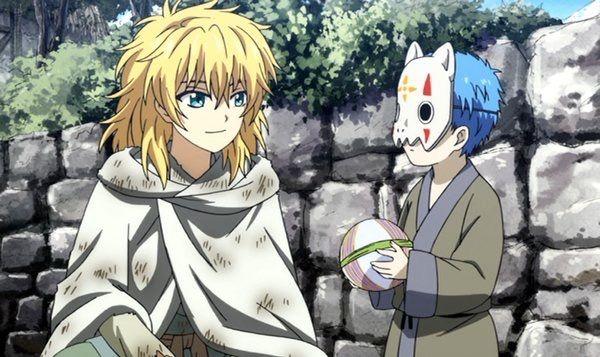 Akatsuki NO Yona OVA 3~ ;w;