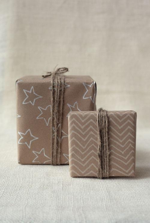 idées d'emballage cadeau
