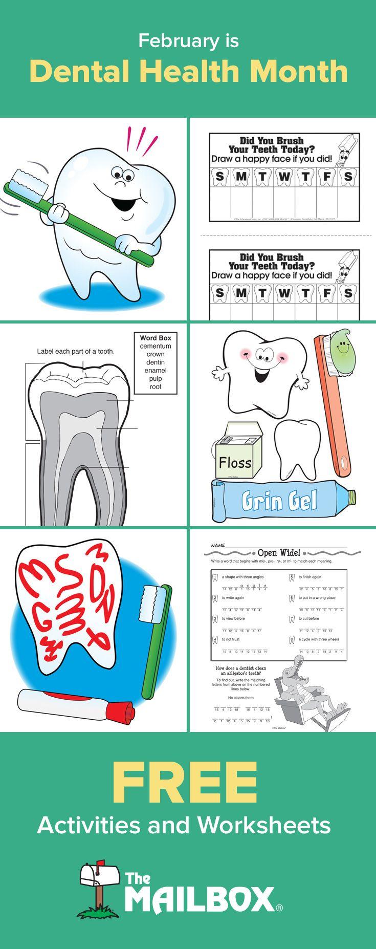 Best 25 Dental Health Month Ideas On Pinterest Dental