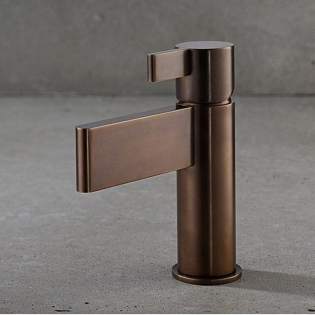 Brushed Rose Gold tap and mixer set by @sussextaps #taps #interiordesign #bathroom #australia #architecture #bathroomdesign #bathroomcollective Visit our website for more www.bathroomcollective.com.au