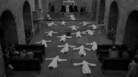 'Mother Joan of the Angels'  DIR Jerzy Kawalerowicz SCR Jerzy Kawalerowicz, Tadeusz Konwicki, Jarosław Iwaszkiewicz DP Jerzy Wojcik  Cannes (In Competition): Jury Special Prize
