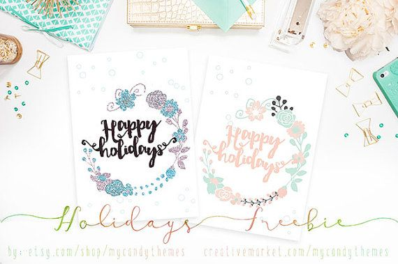 Freebie Winter Decor Holiday Greeting Cards  Free Link Download: http://mycandymagz.com/holiday.zip   #free #freebie #homedecor #WinterDesign #holiday #holidaycards