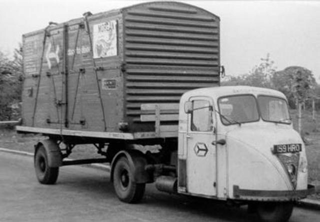 Scammell Scarab, 1948-1967