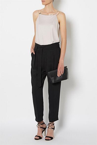 Shop Women's Clothing Australia - Witchery Online - Soft Karate Pant