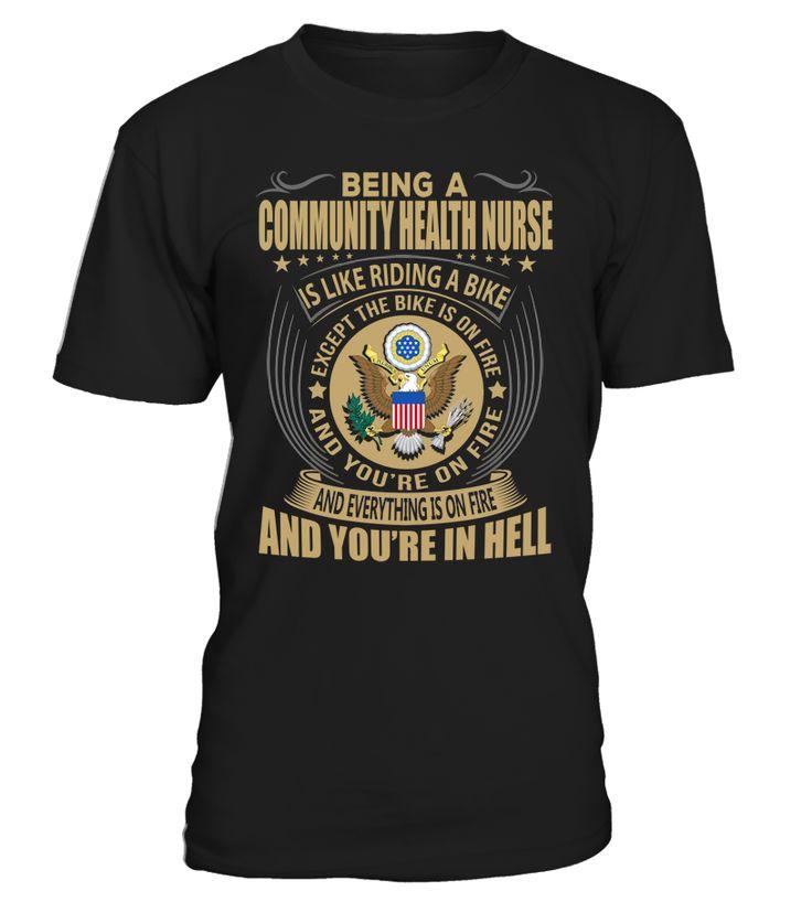 Being a Community Health Nurse Is Like Riding A Bike #CommunityHealthNurse