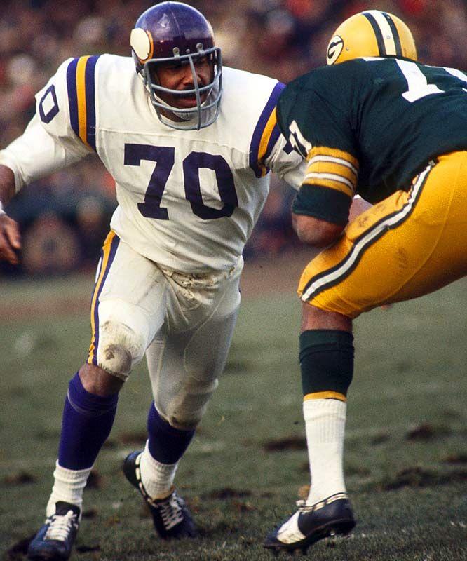 Jim Marshall, Minnesota Vikings