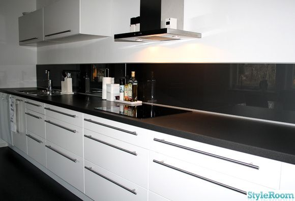 k k glasskiva ist llet f r kakel gr svart b nkskiva. Black Bedroom Furniture Sets. Home Design Ideas