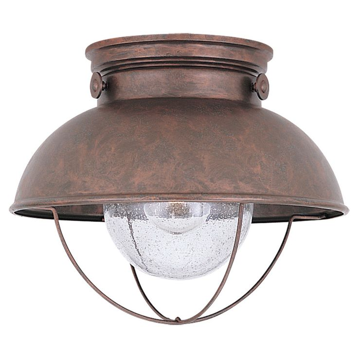 Ceiling Mounted Outdoor Lights