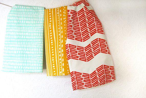 I love a cute dish towel!: Dishtowels, Tea Towels, Pattern, Color, Leahduncan, Kitchen, Dish Towels, Leah Duncan