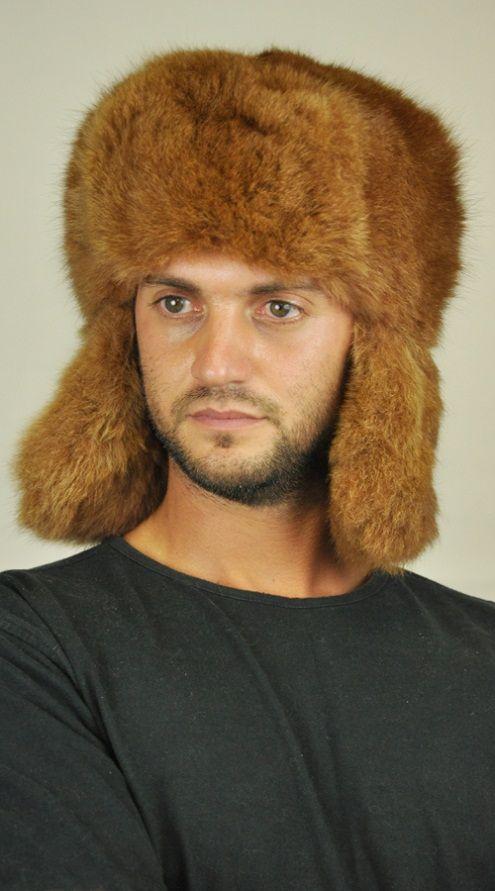 Cappello in opossum, stile russo. http://www.amifur.com