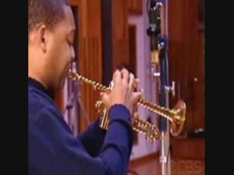 Sunday Morning Theme Song By Wynton Marsalis :  Lead in for CBS Sunday Morning TV Show