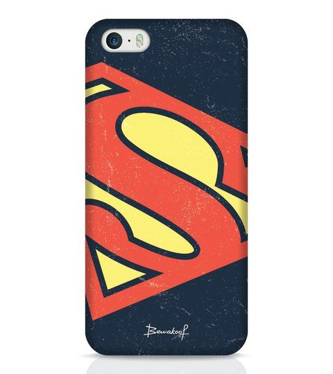 Classic Superman Iphone 6 Phone Case iPhone 6 Mobile Covers