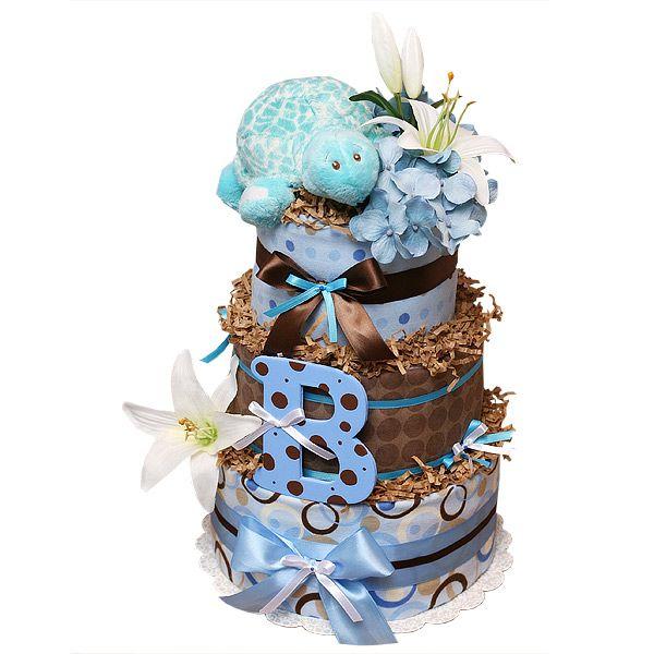 Diaper Cakes | ... Diaper Cake - $0.00 : Diaper Cakes Mall, Unique Baby shower diaper