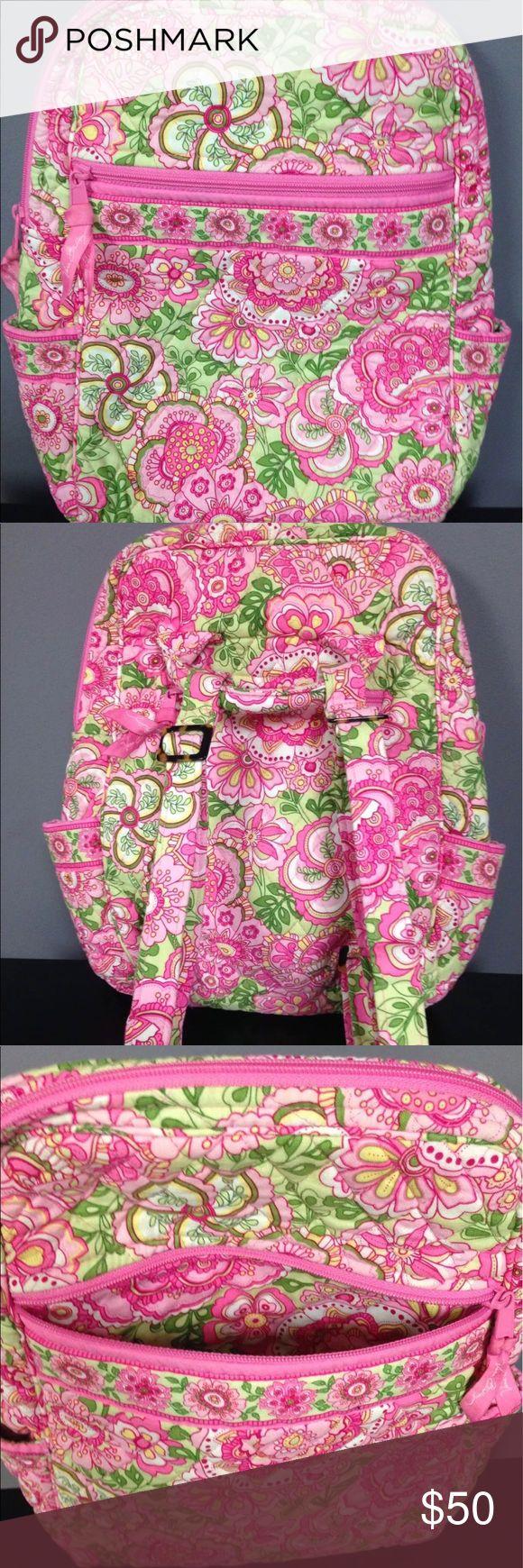 COMING SOON 📪 Vera Bradley backpack 🎒 The backpack is in mint condition. Vera Bradley Bags Backpacks