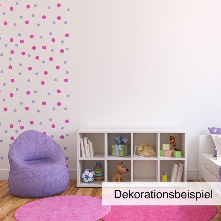9 best Polka Dots images on Pinterest Dots, Polka dot and Polka - wandtattoo für wohnzimmer