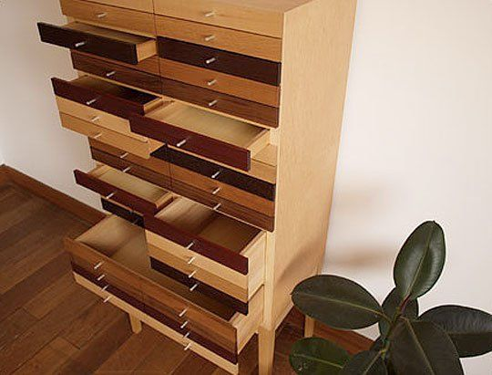 Sono Chest of Drawers from Hiromatsu