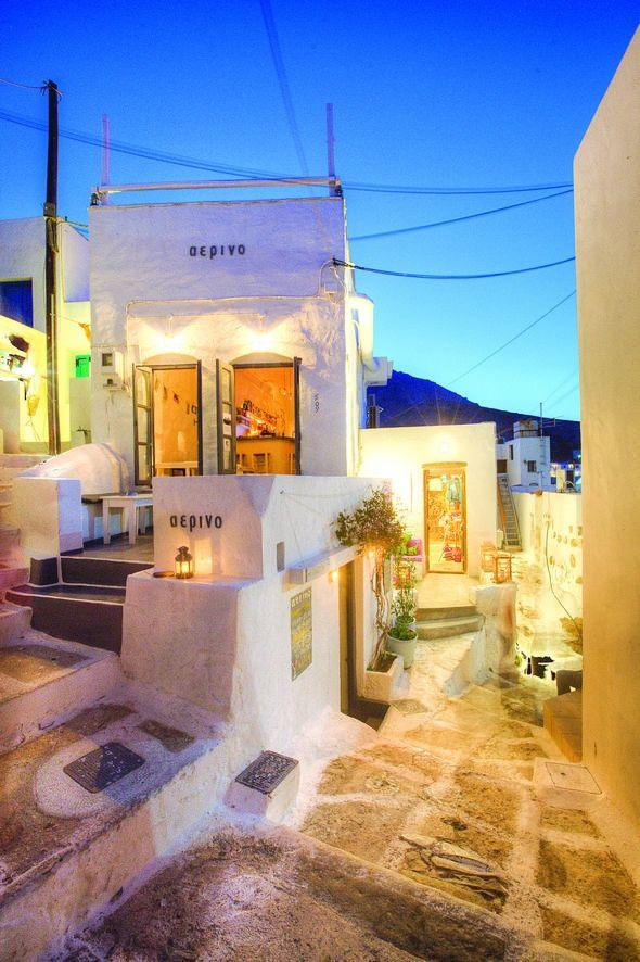 Aerino Bar - Serifos, Greece