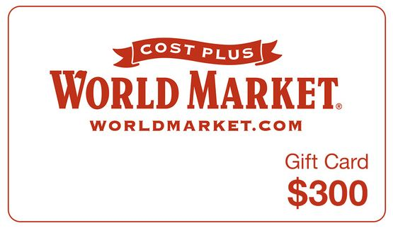 Ellen TV - Win a $300 Cost Plus World Market Gift Card - http://sweepstakesden.com/ellen-tv-win-a-300-cost-plus-world-market-gift-card/