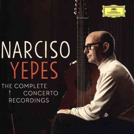 Narciso Yepes - Yepes: The Complete Concerto Recordings