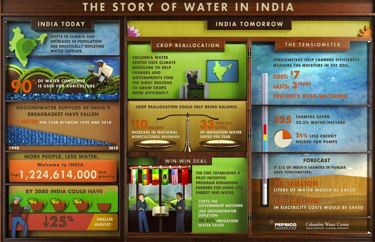 Hydro-Logic: Monday Infographics: Indian Rivers Inter-Link