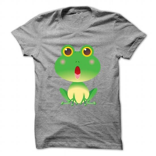 I Love Crazy frog cartoon Shirts & Tees