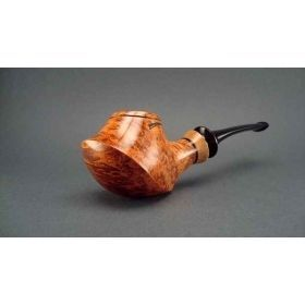 Alexa Pipes AP 16-31 Volcano pipe with smooth finish