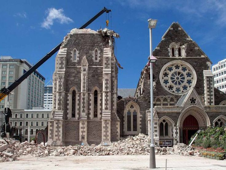 New Zealand earthquake today: Multiple aftershocks hit Christchurch after 7.4 tremor