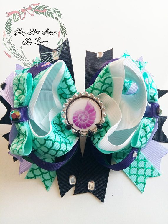 Hey, I found this really awesome Etsy listing at https://www.etsy.com/listing/571901768/ursula-disney-villian-inspired-over-the