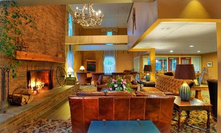 Vermont hotel with access to outdoor swimming pool, an Aveda spa, and an elegant dining room that serves French-influenced fare
